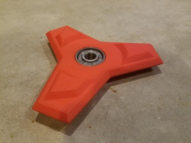Angular Fidget Spinner