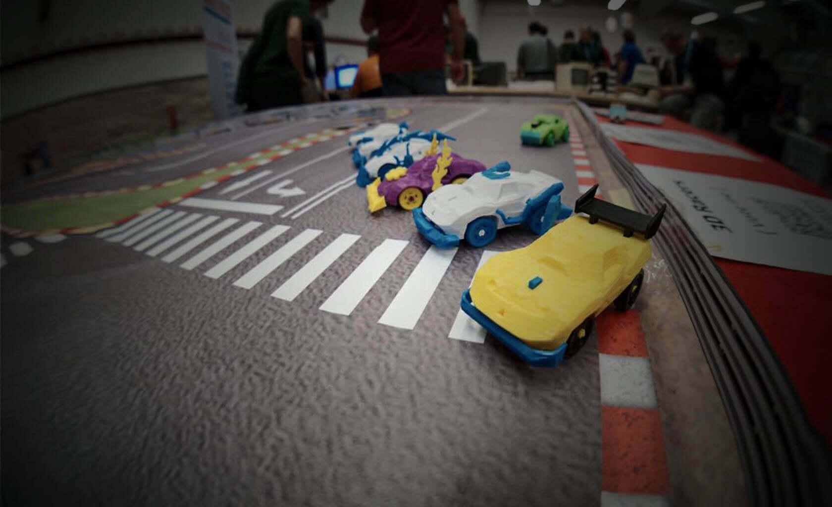 3D Racers