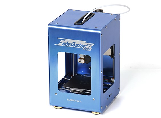 HobbyKing Turnigy Fabrikator Mini 2 3D Printer under $300 USD