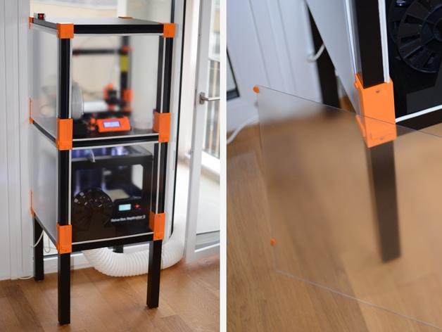 Ikea Hack 3D prints