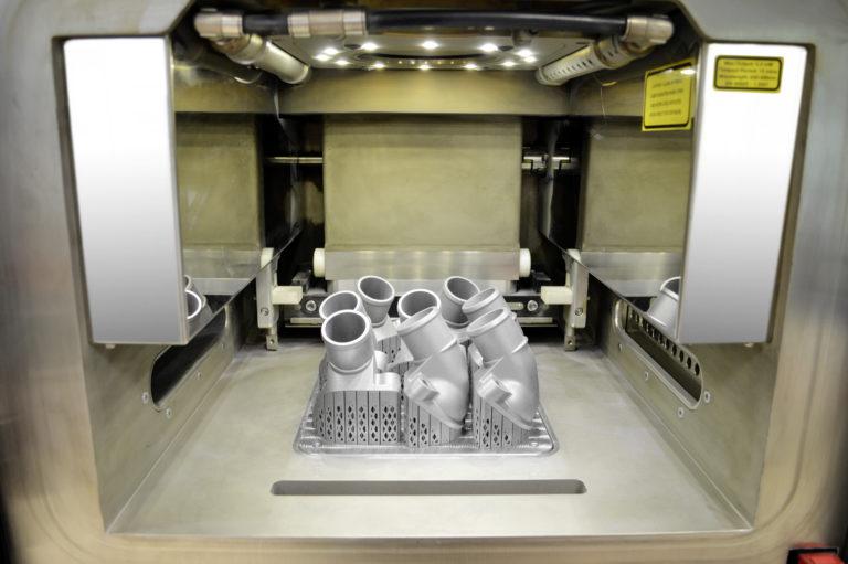 Mercedes-Benz 3D Prints First Metal Spare Part For Trucks