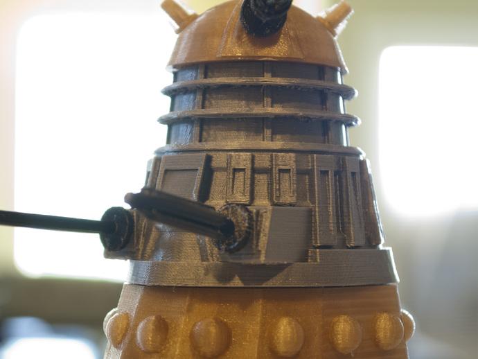 Dalek Thingiverse