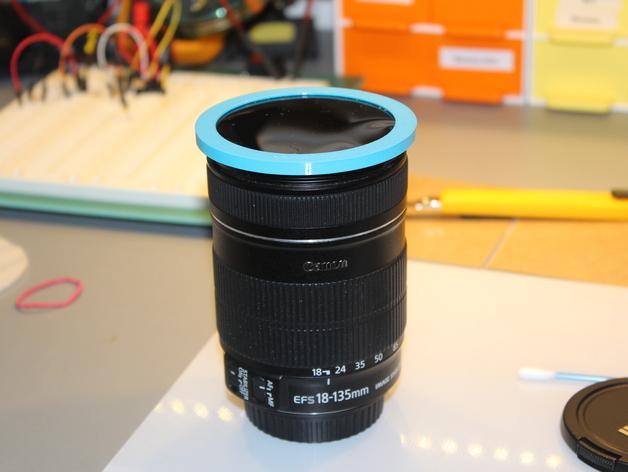 solar filter for camera lens