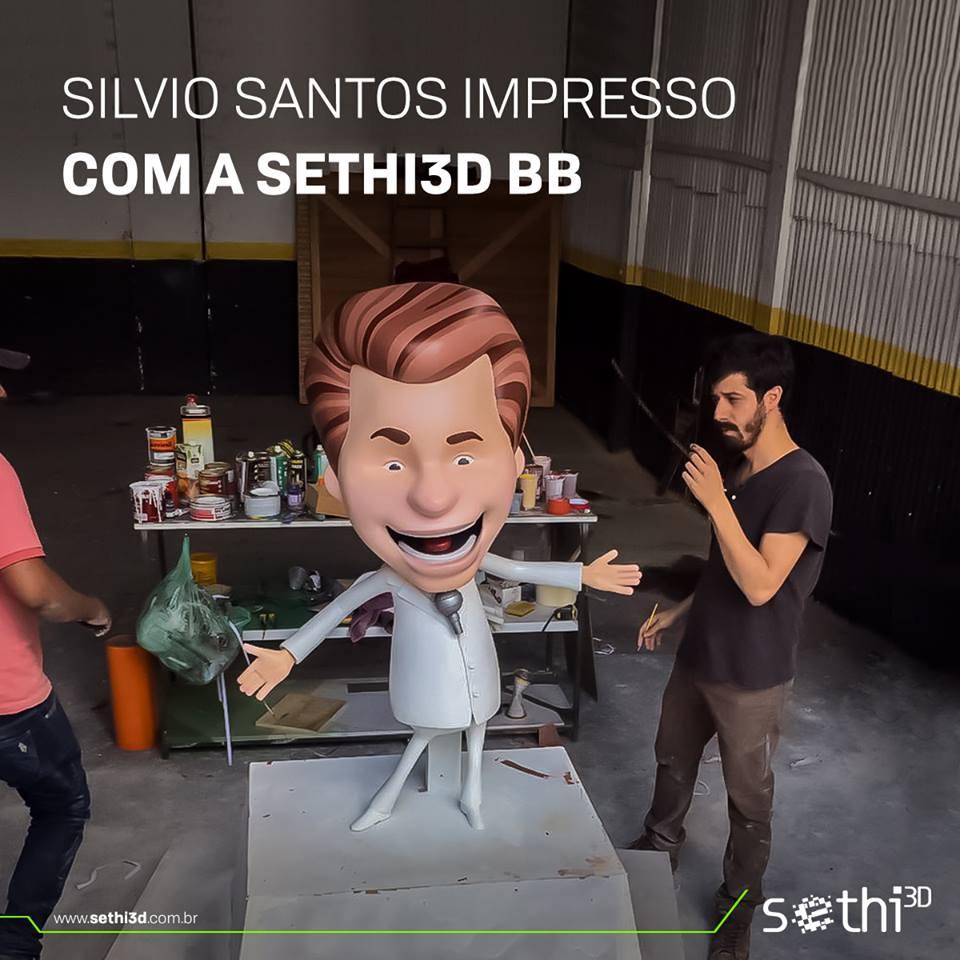 Silvio Santos Sethi BB