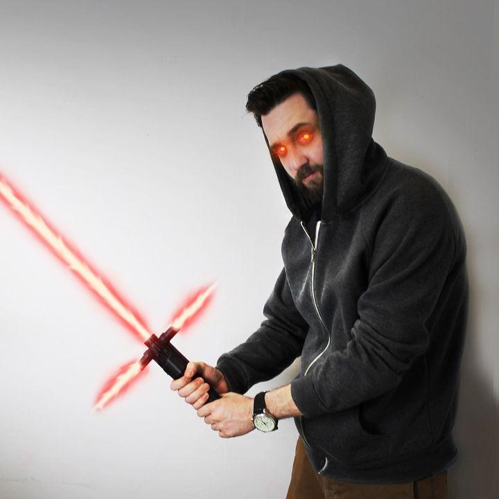 Light Cyber Star Wars