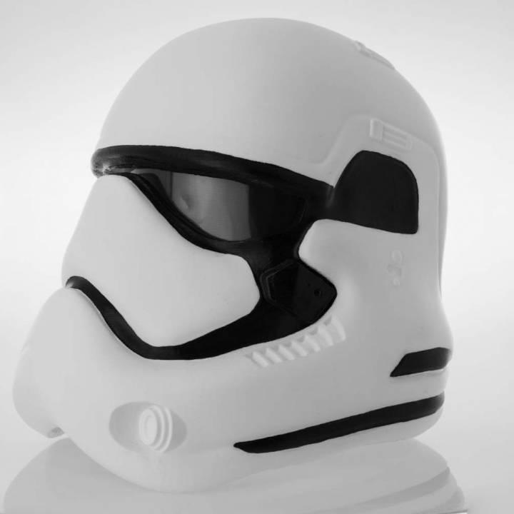 Sotmrtrooper helmet star wars