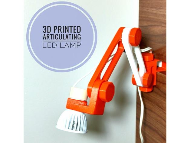 Articulating Lamp