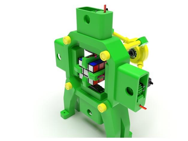 Rubik Cube Thingiverse