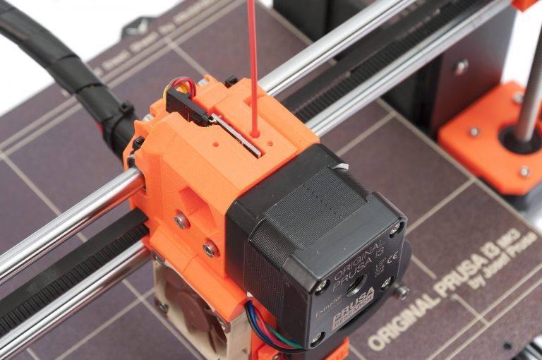 MK3 Prusa Filament Sensor