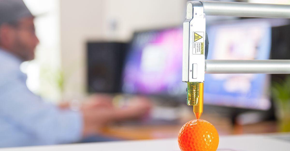 Natural Robotics VIT SLS 3D Printer