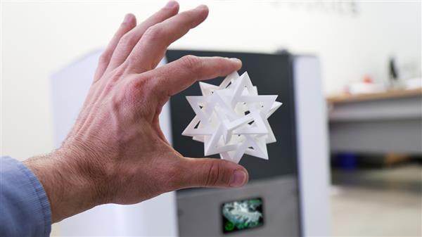 The VIT SLS 3D Printer