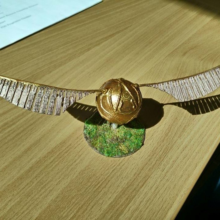 Painted Snitch