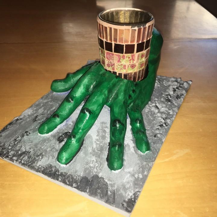 Alien Cand Holder