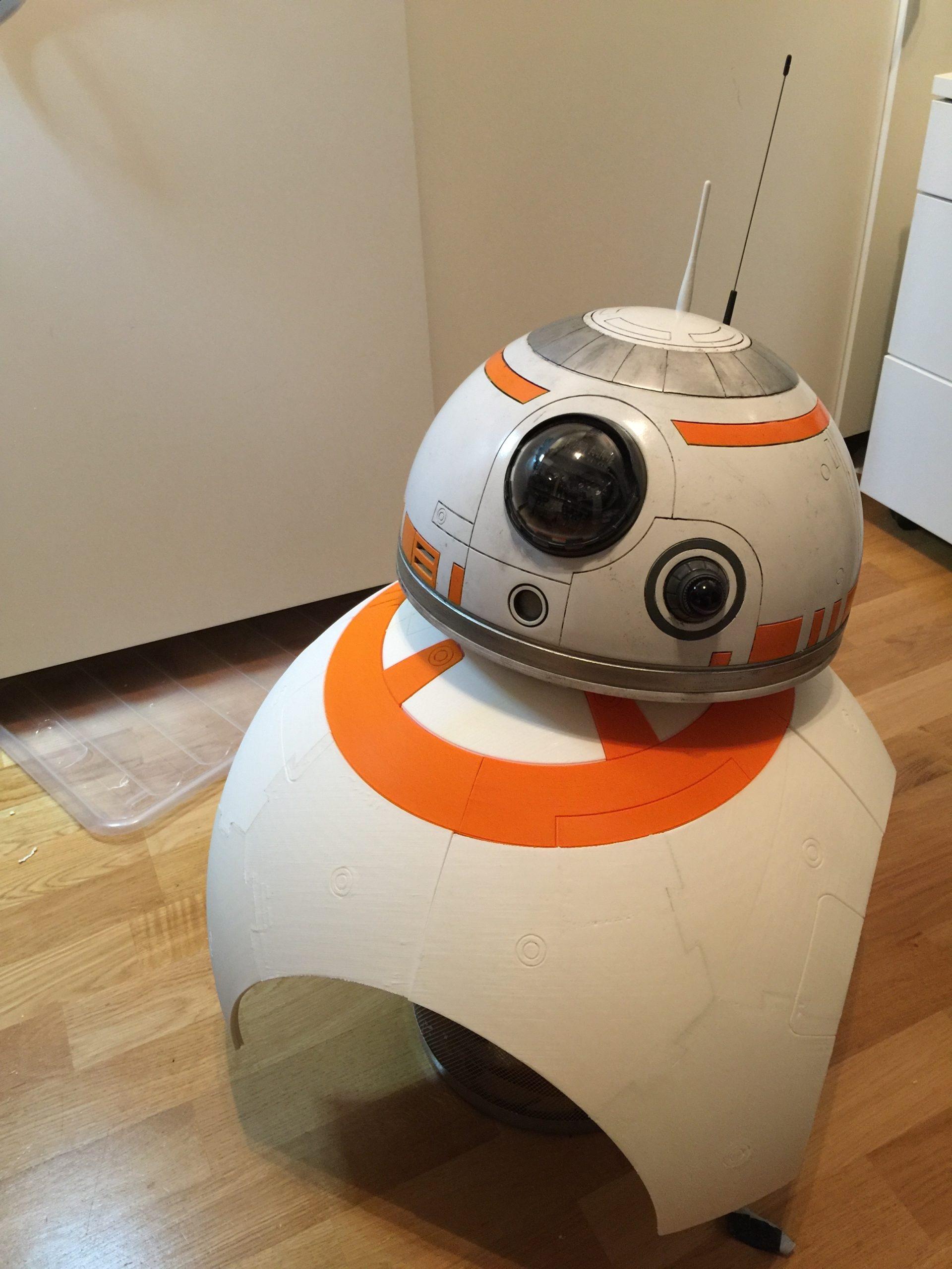 BB-8 Model
