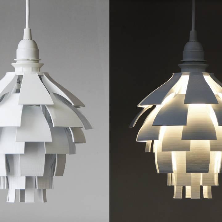 Artichoke Lamps