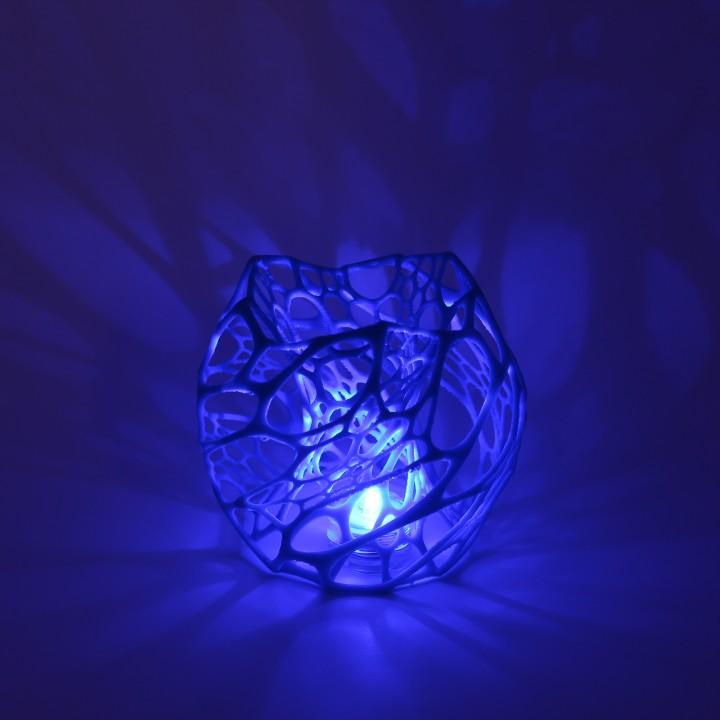 Cellular Lamps