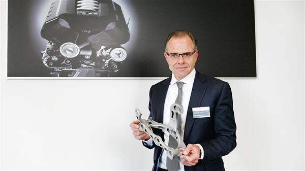 Jörg Spindler Volkswagen 3D Printing