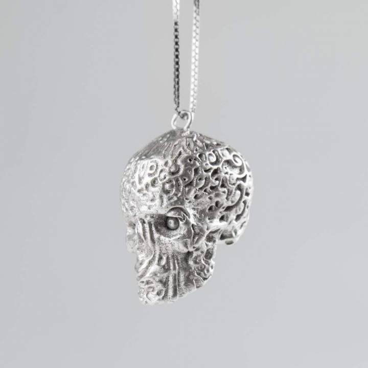 Skull Pendant Jewellery