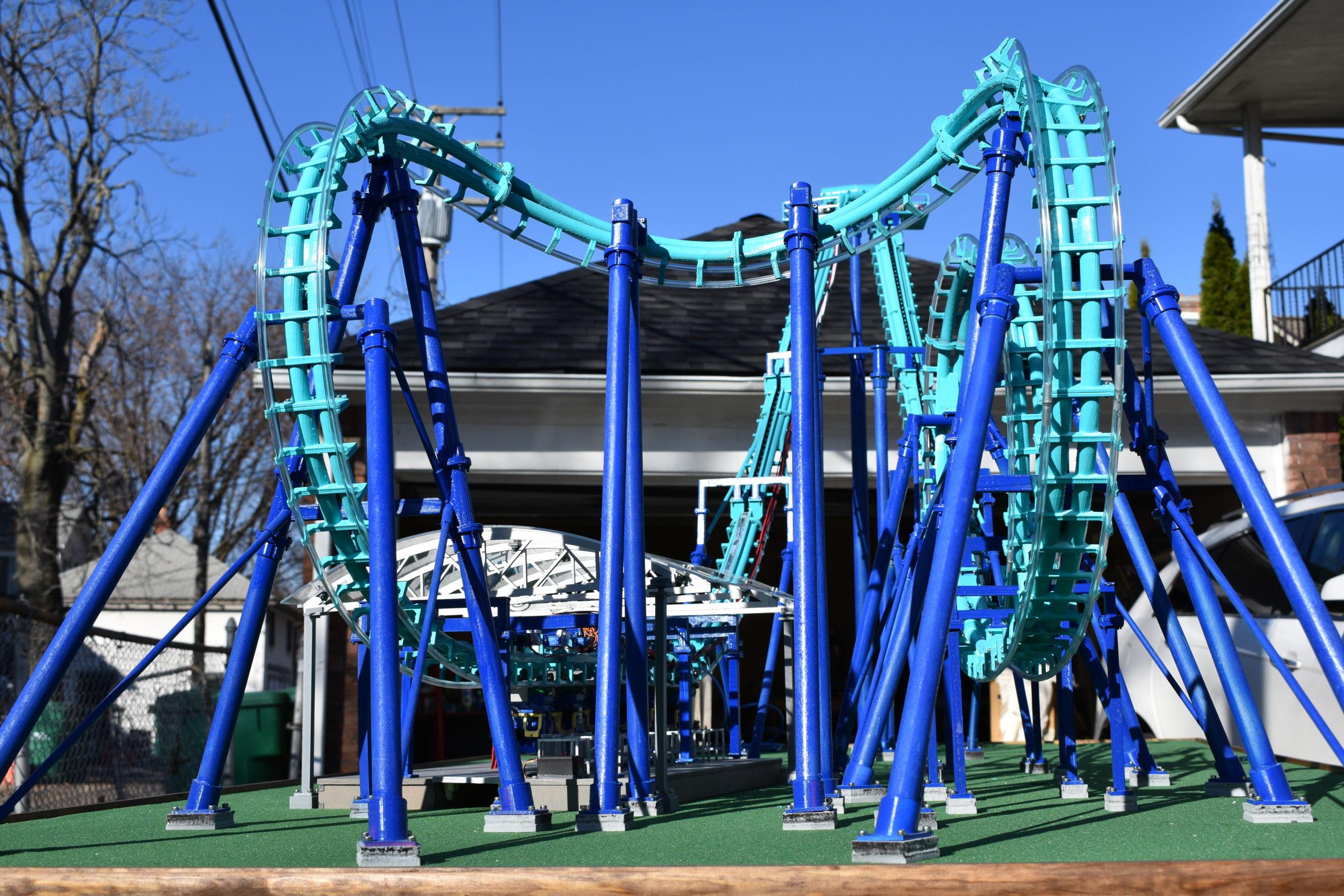 Matt's Roller Coaster