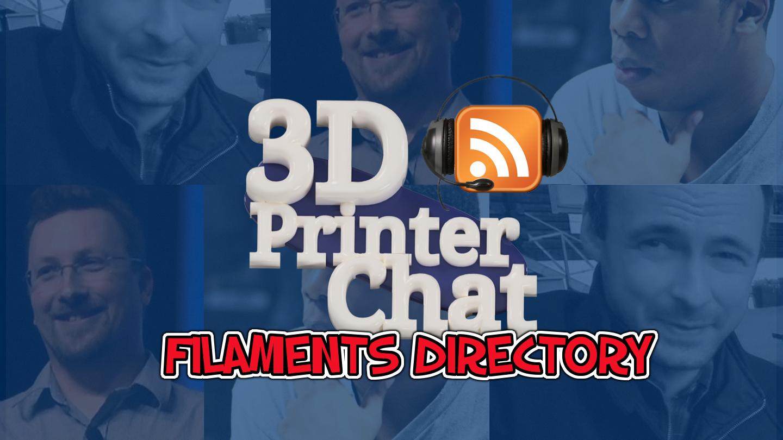 Filaments Directory