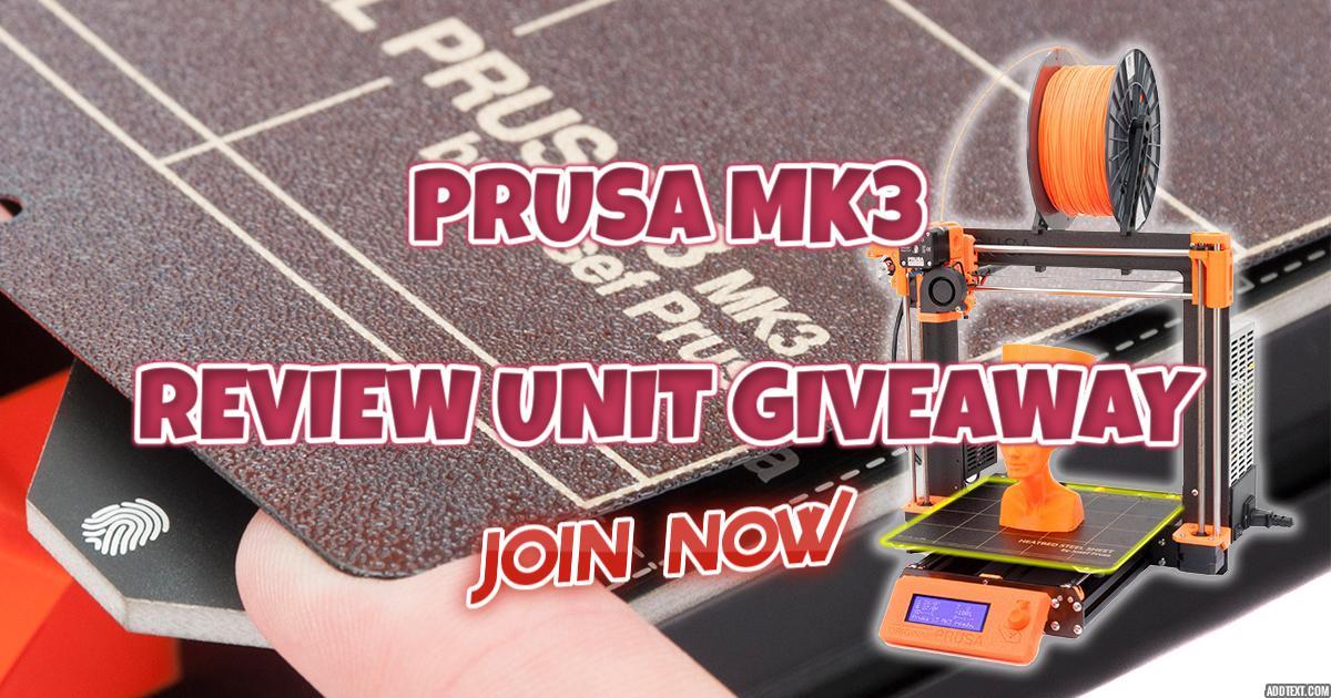 Original Prusa MK3