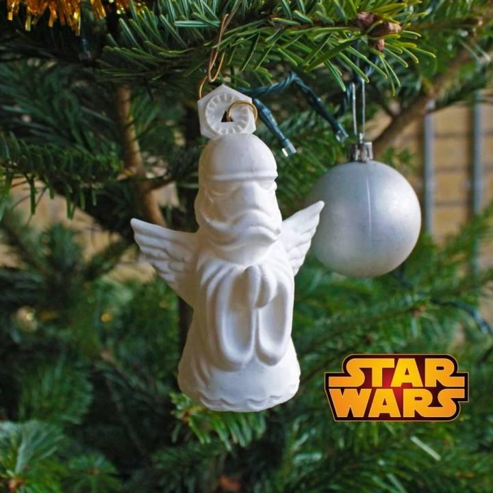 Stormtrooper Angel