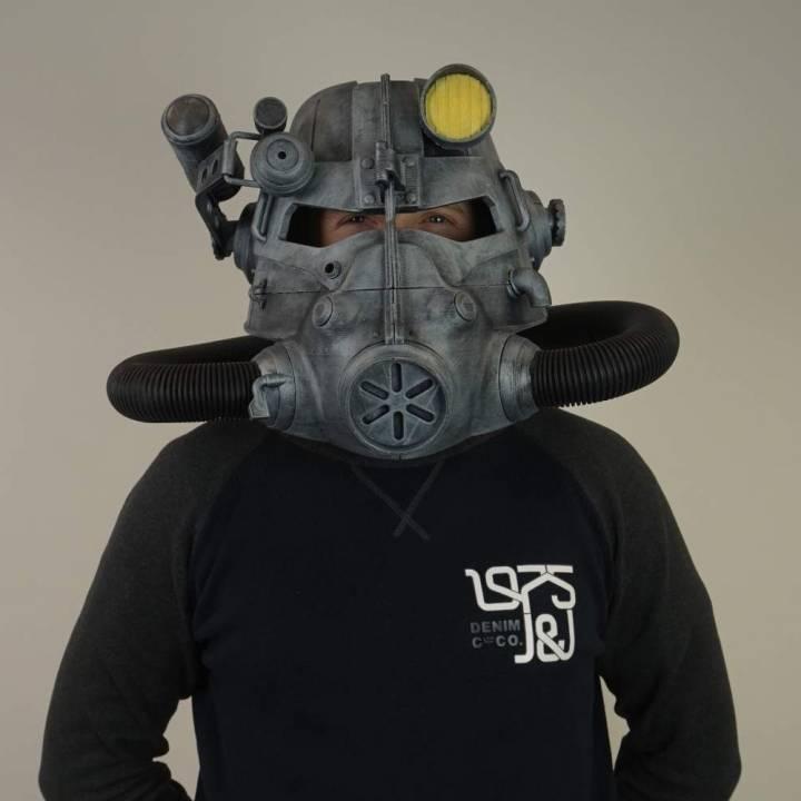 Fallout 3 Helmet MyMiniFactory
