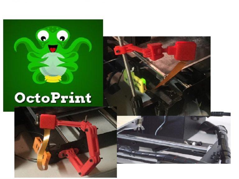 Set Up Multiple Octopi loaded on Raspberry Pi Zero