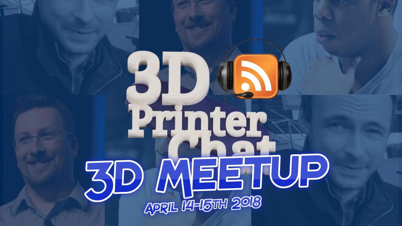 3D Meetup