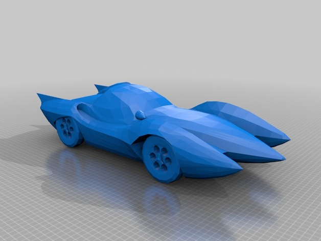 Mach 5 Car