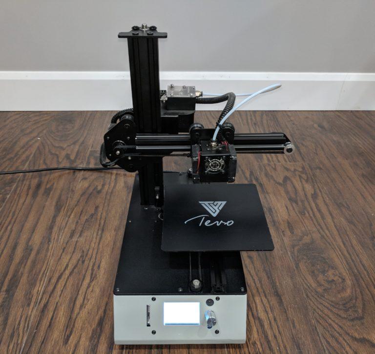 Tevo Michelangelo 3D Printer Review