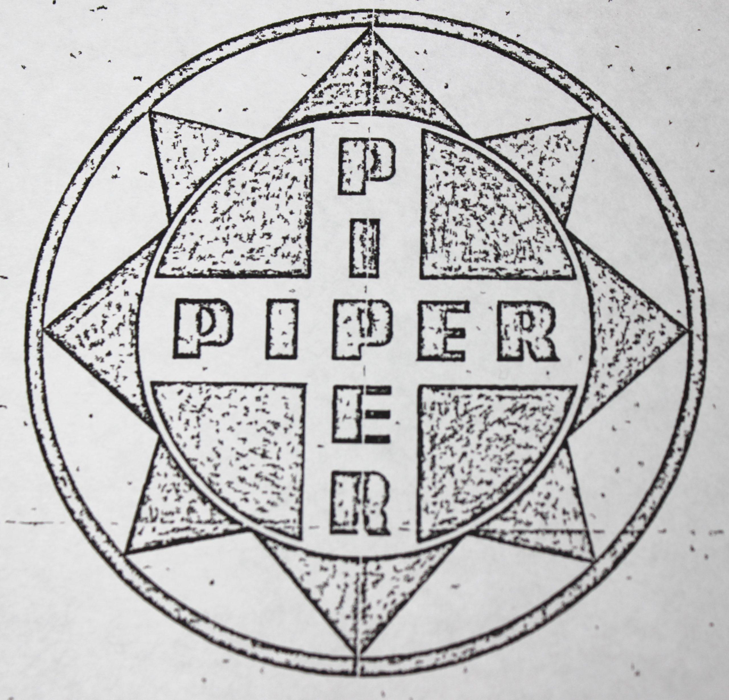Origional Piper Log