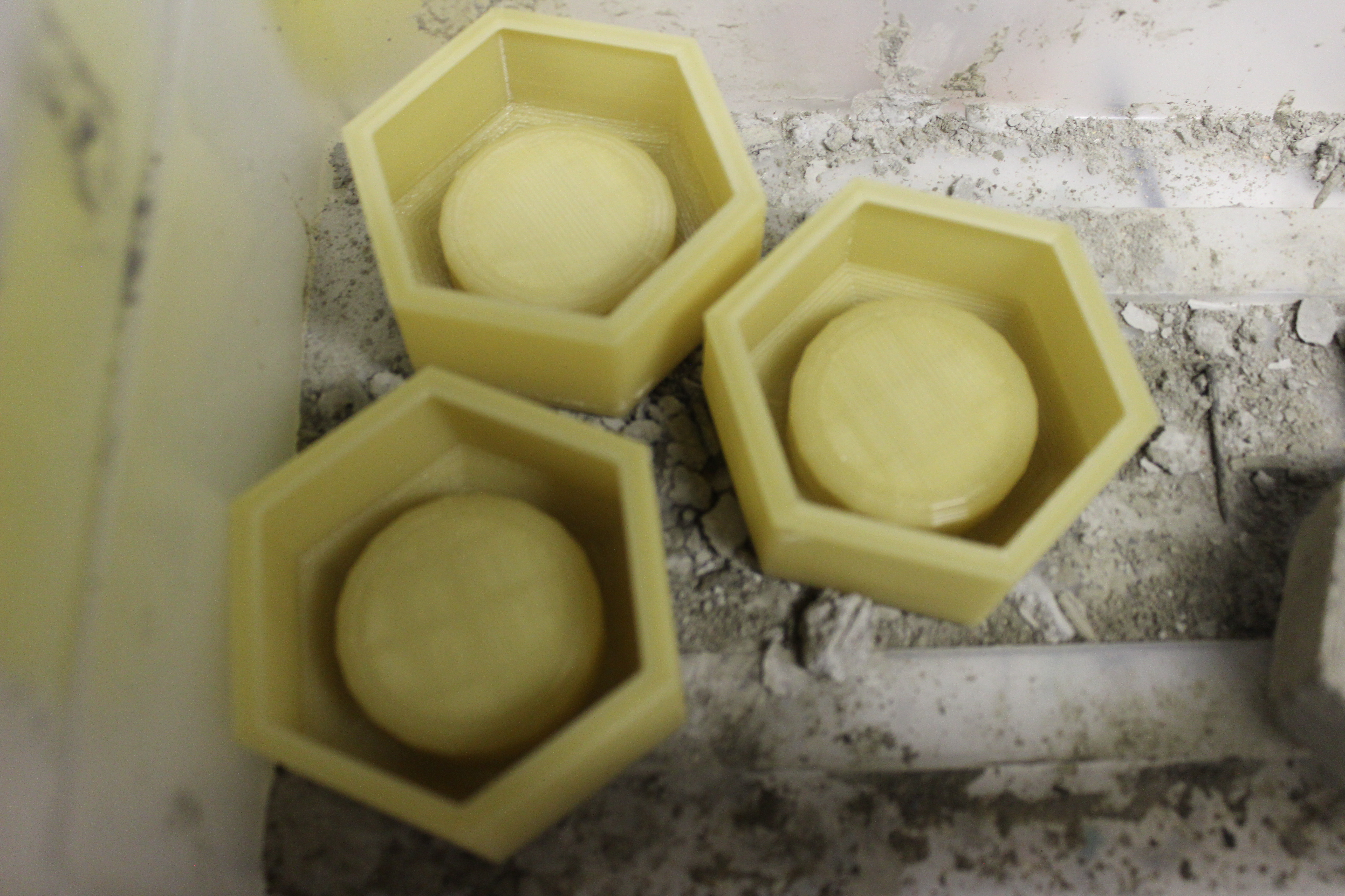PVA molds