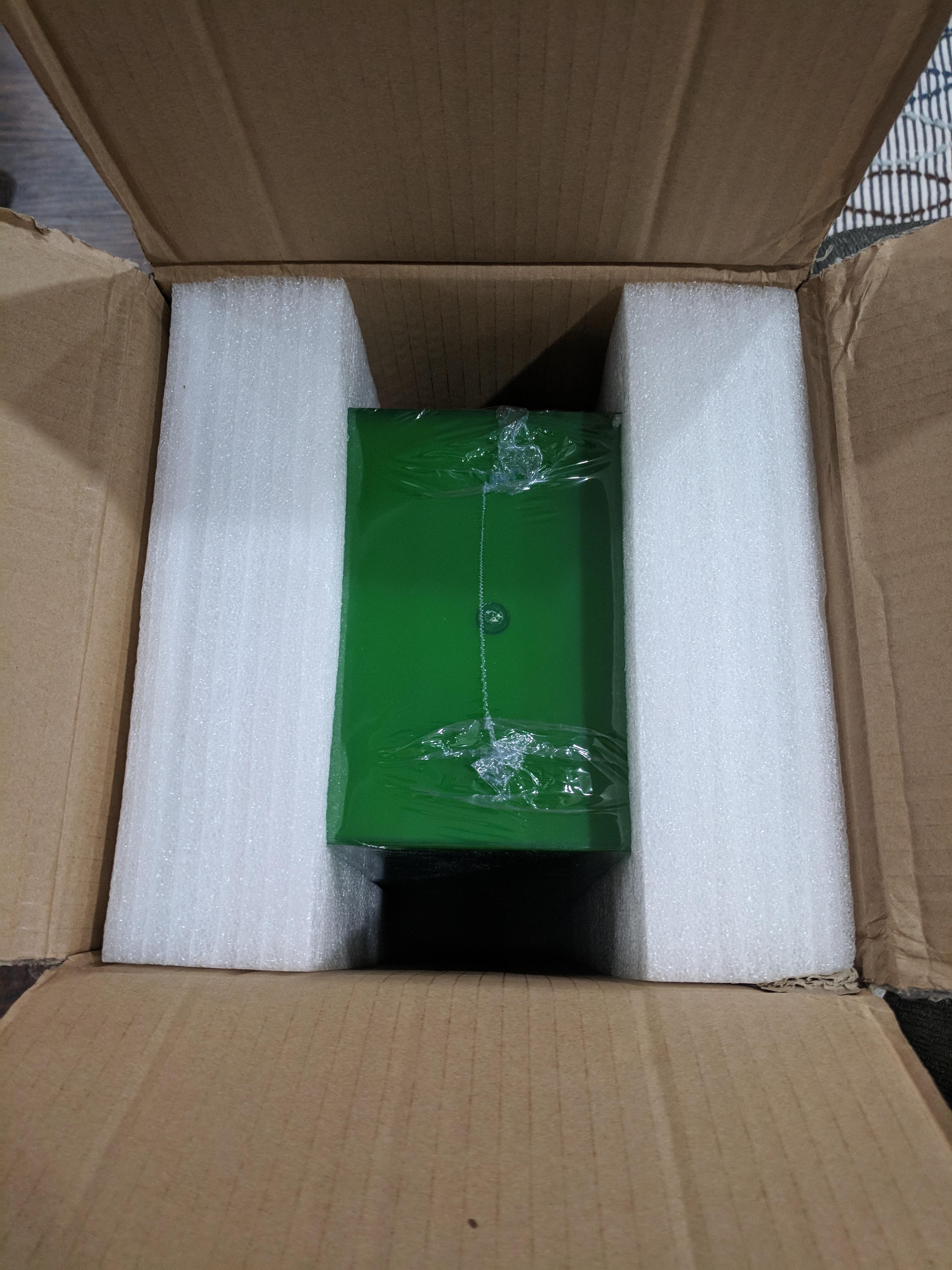 D100 Packaging