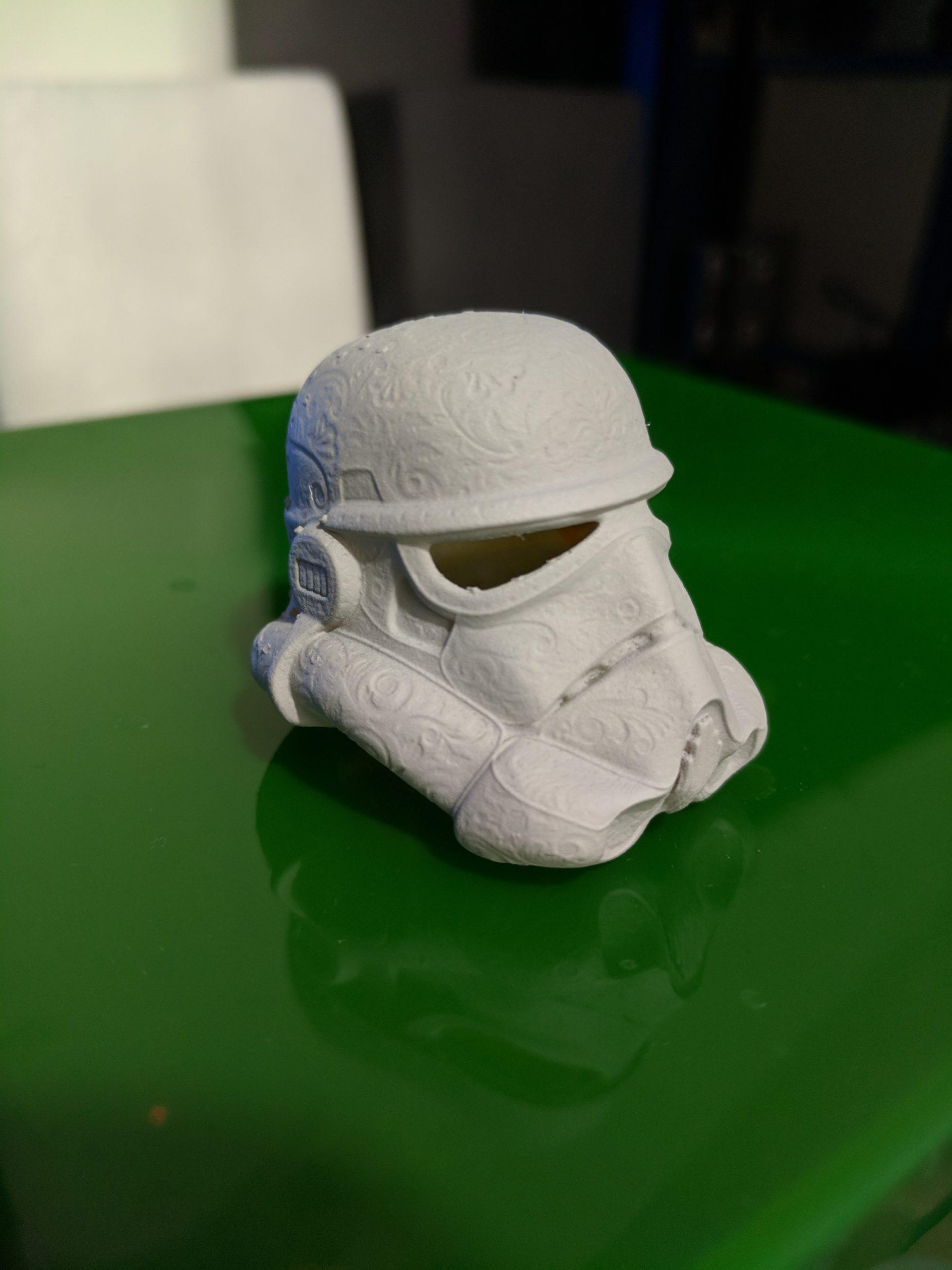 D100 Stormtrooper Helmet