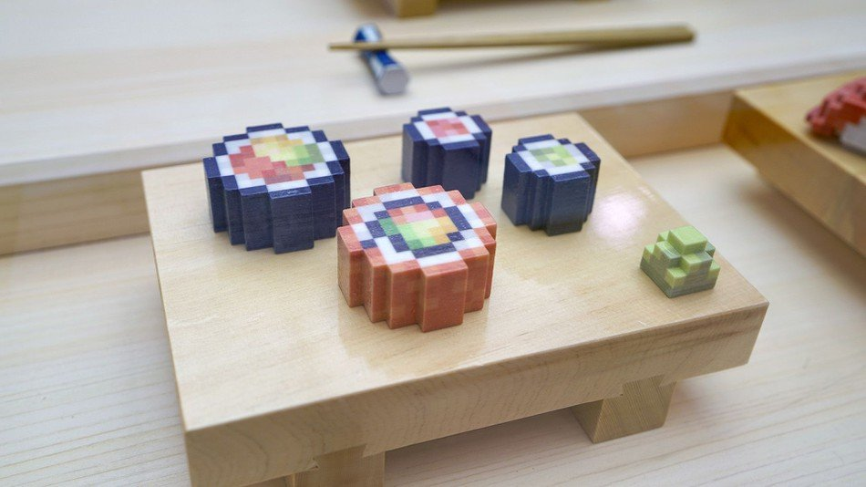 sushi 3d printer