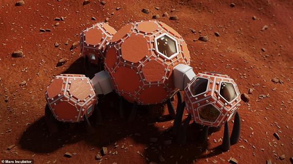 NASA's 3D printed 'Habitat Challenge'