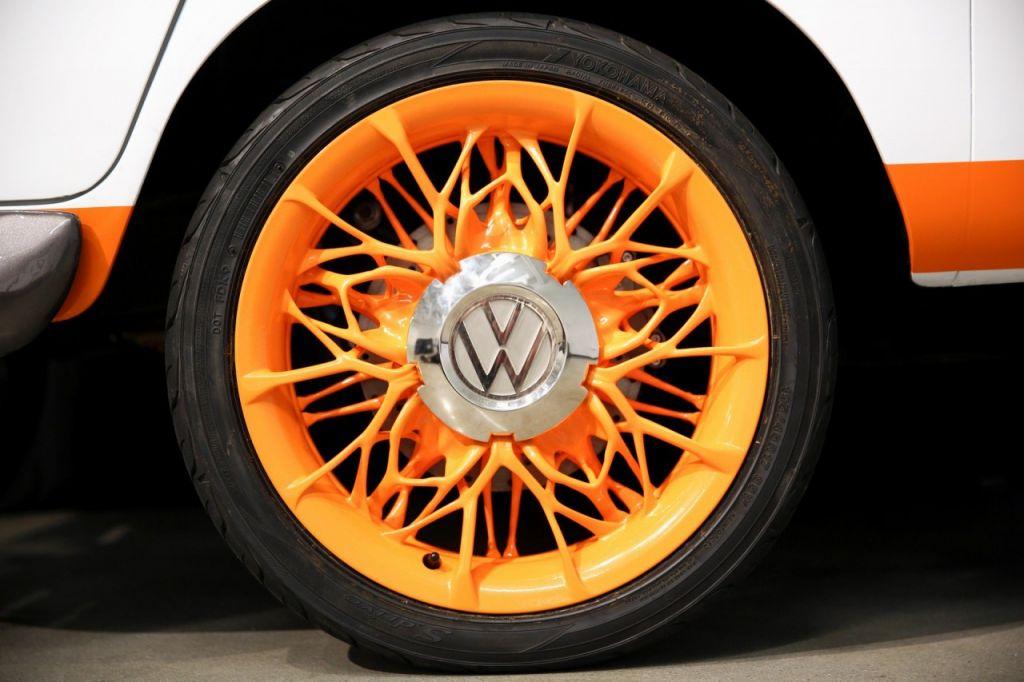 Volkswagen T2 electric tires