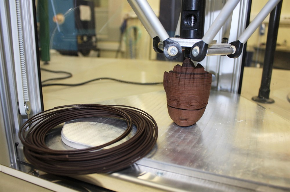 cork filament