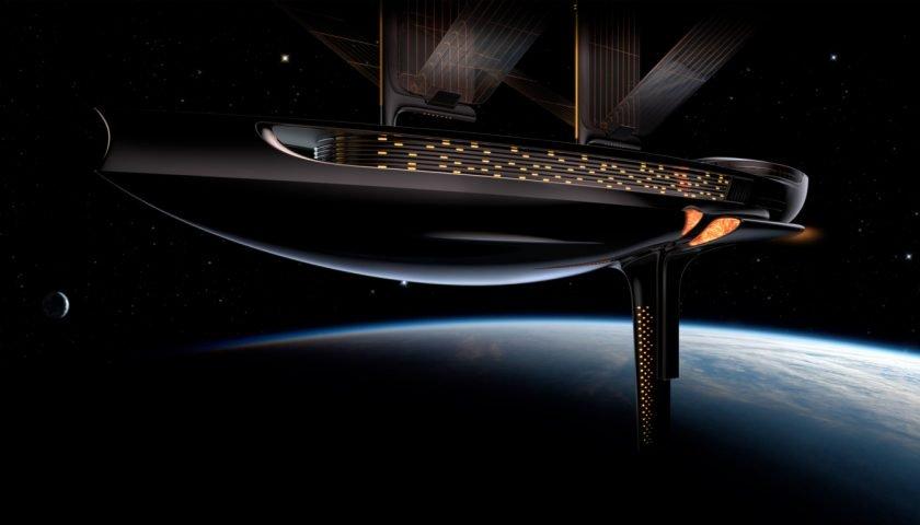 GalaXsea solar sailboat