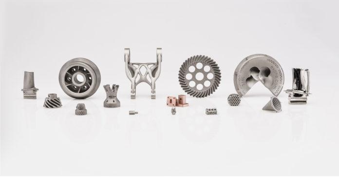 ExOne Announces New 3D Printing Materials