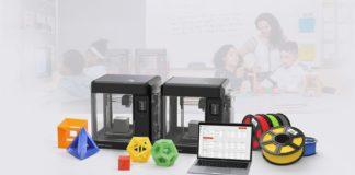 MakerBot's SKETCH Classroom facilitates 3D printing integration in schools