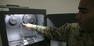 Okinawa Marines gets newmetal 3D printer