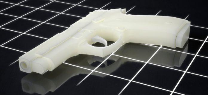 TSA Confiscated 3D-Printed Guns at Raleigh-Durham International Airport