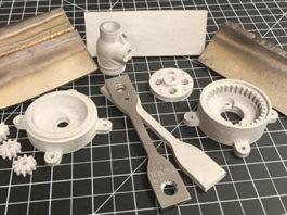 SCC successfully prints stainless steel parts using $600 desktop 3D printers