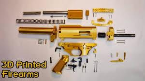 3D Printed Guns?