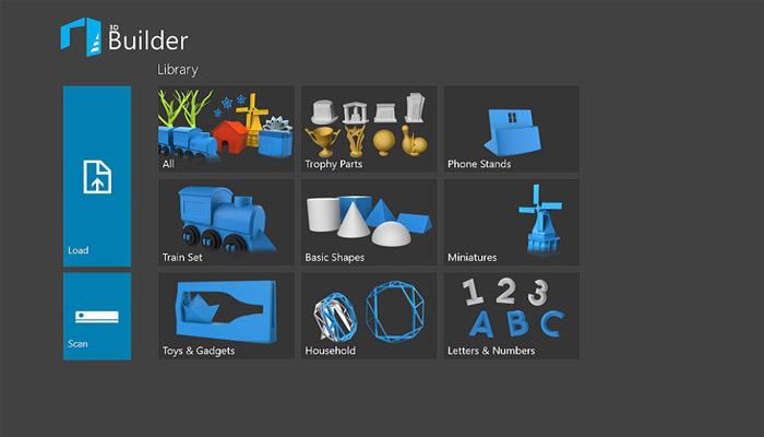 Free – Microsoft 3D Builder