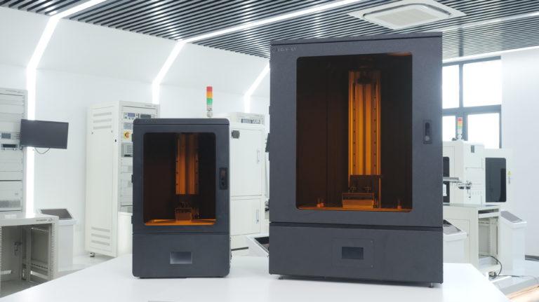 Largest Desktop Resin Printer?