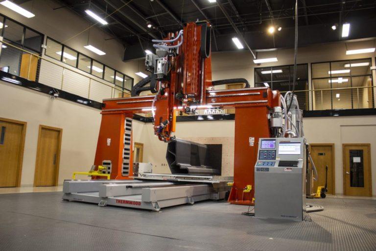 New Low-Cost LSAM 3D Printer