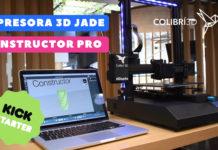 JADE 3D Printer and Constructor 3D design software REWARDS CAMPAIGN